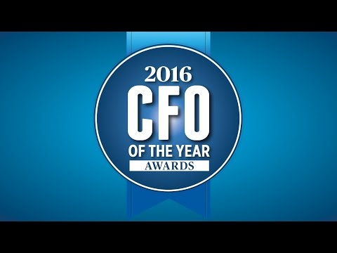 2016 Fairfield County CFO of the Year Awards