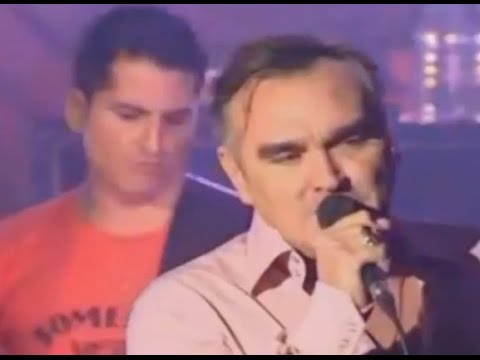 Morrissey - Something Is Squeezing My Skull (Music Video)