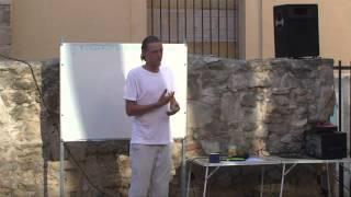 Cooking | Vivir sin dinero . Raphael Fellmer . Conferencia 12 07 12 Palma Mallorca Spain 1ªParte 1 2