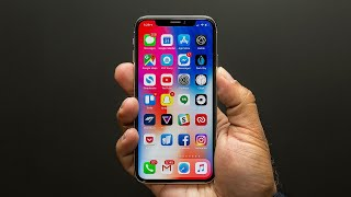 iPhone X first impressions