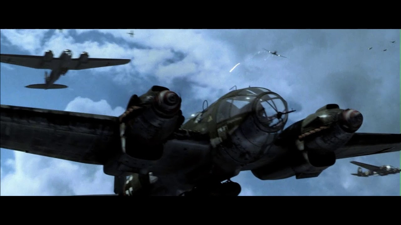 Pearl Harbor 2001 The Scene Of The Battle Of Britain Youtube