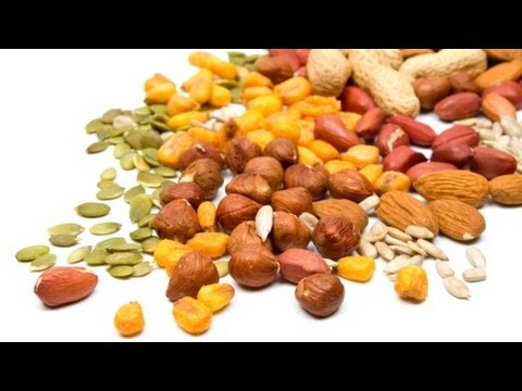 5 Nuts and Seeds High in Protein