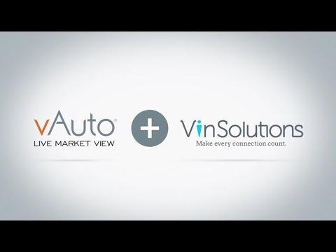VinSolutions and vAuto Announce a New Integration