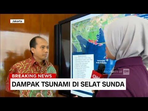 Sebanyak 429 orang meninggal dalam bencana tsunami selat Sunda