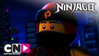 Ninjago | Ruch oporu nigdy się nie poddaje | Cartoon Network