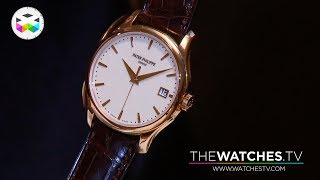Patek Philippe novelties at Baselworld 2013 with Thierry Stern