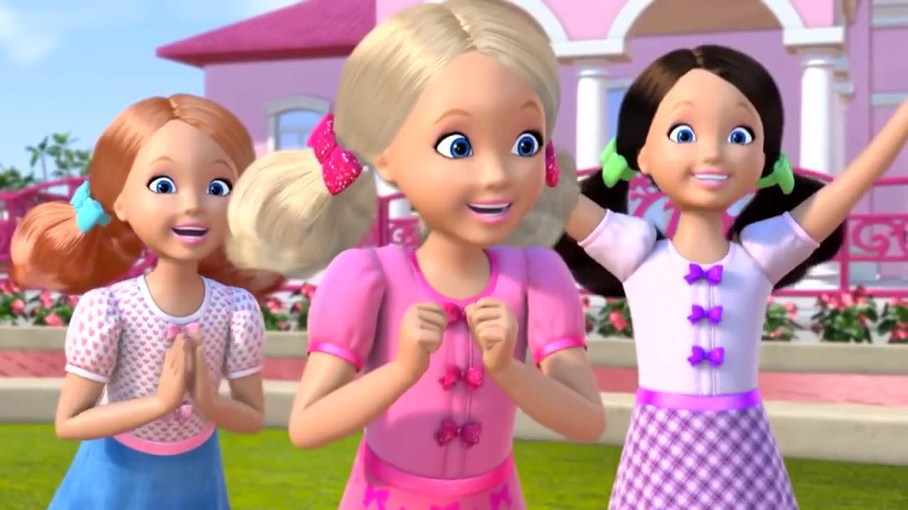 Download Animation Barbie Episodio 50 Una pequeña mansión de los sueños Disney Movies Movies For K
