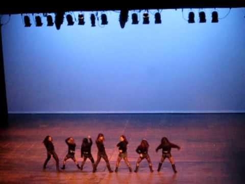 Ken-Ya Dance: Silhouette