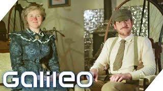Dieses Paar lebt wie im Jahr 1880 | Galileo | ProSieben