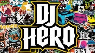 """DJ Hero 2 Mix DLC """"Just Dance"""" By Lady Gaga VS """"Ghost N Stuff"""" By Deadmau5"""