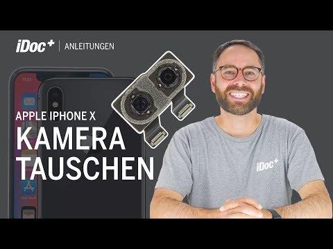 IPhone X – Kamera Tauschen