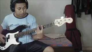 Squier Affinity Series Precision Bass Demo