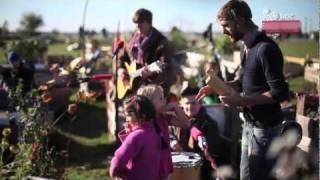 We Invented Paris in der jmc Akustik-Session - The Busker