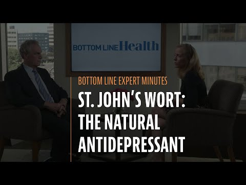 St. John's Wort: The Natural Antidepressant