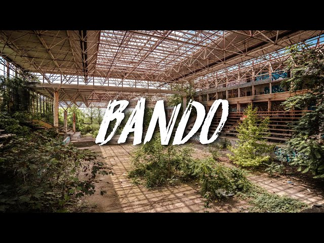EPIC FPV Drone Footage at the BANDO!
