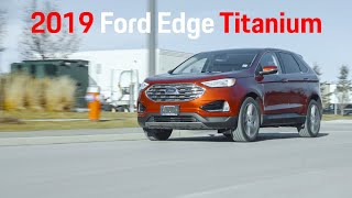 2019 Ford Edge Titanium Review - Mid Generation Refresh or Complete Redesign? [4K]