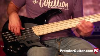 Review Demo - Dingwall Combustion NG-2 Bass