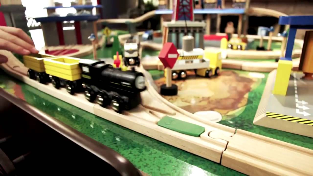 Imaginarium® City Central Train Table available exclusively at Toys ...