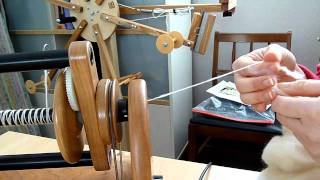 Fine Spinning on miniSpinner
