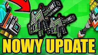 NOWY UPDATE! GRAMY NOWY TRYB GRY W PIXEL GUN 3D PO POLSKU | MINECRAFT + STRZELANKA