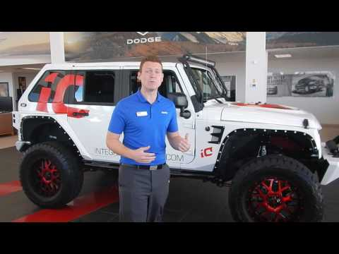 Marvelous Custom Jeep Wranglers At South Pointe In Tulsa!