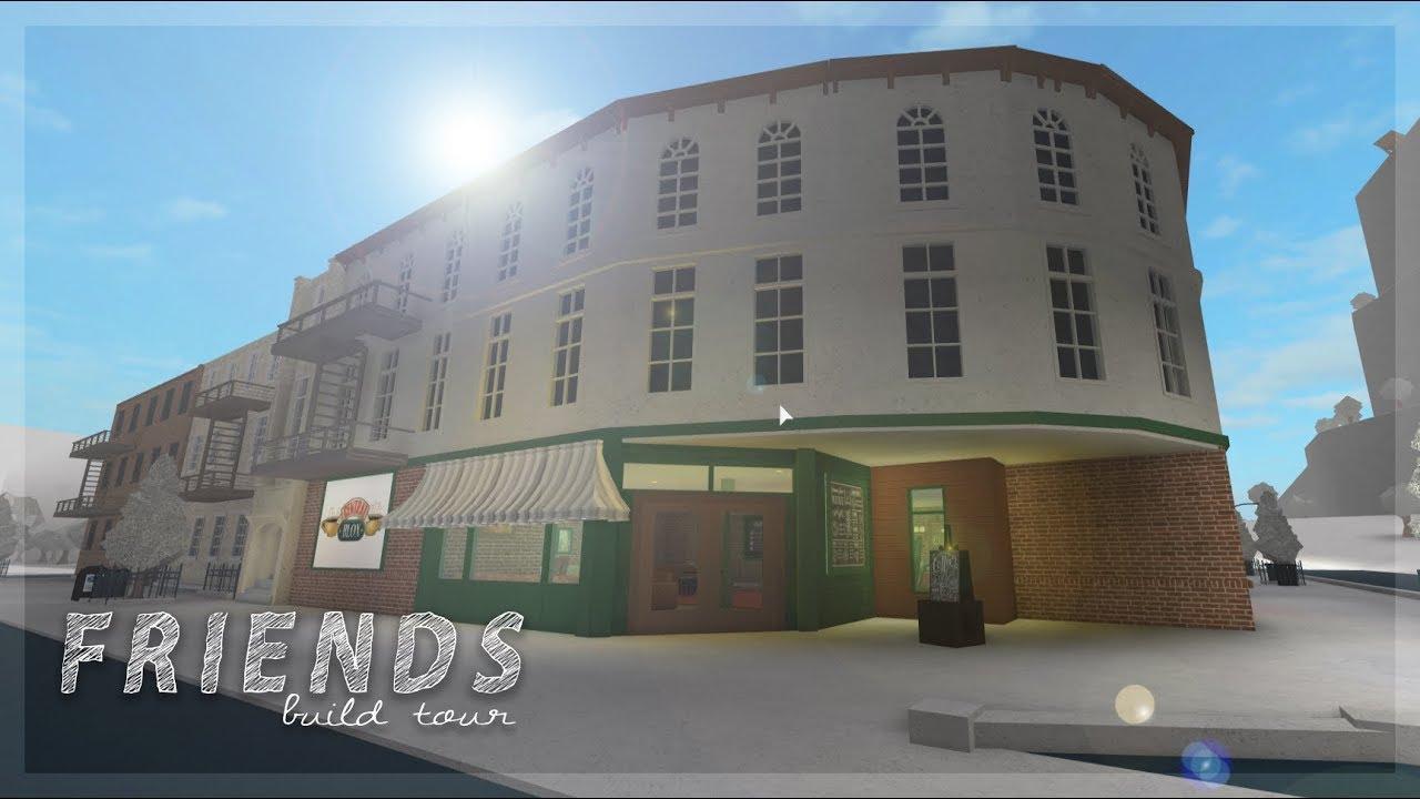 Download Bloxburg TV Sitcom Build Tour || Friends