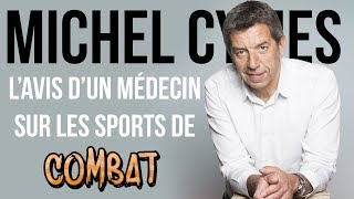 What's about fighting sports ? ft Dr MICHEL CYMES [VOSTA]