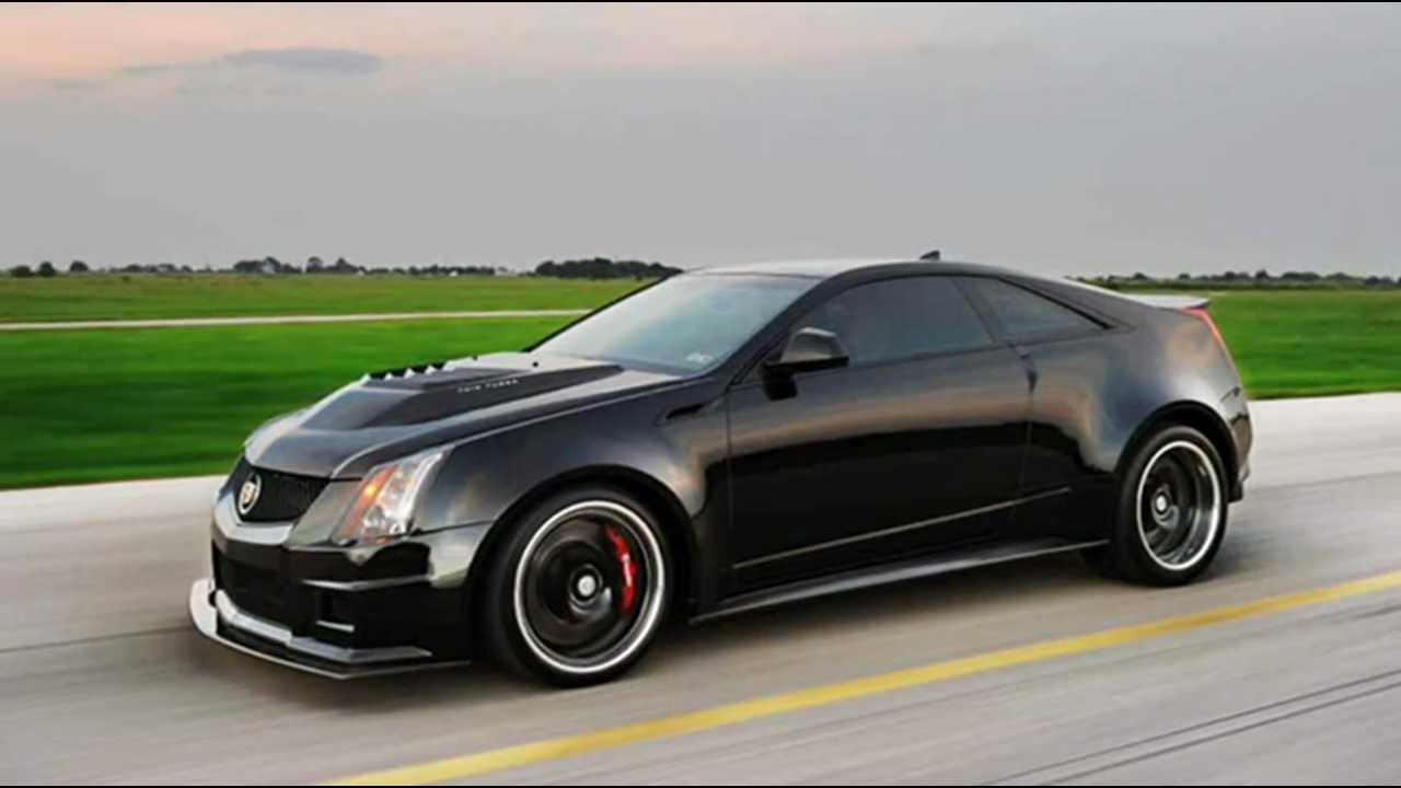 2012 Hennessey Cadillac CTS-V on 20