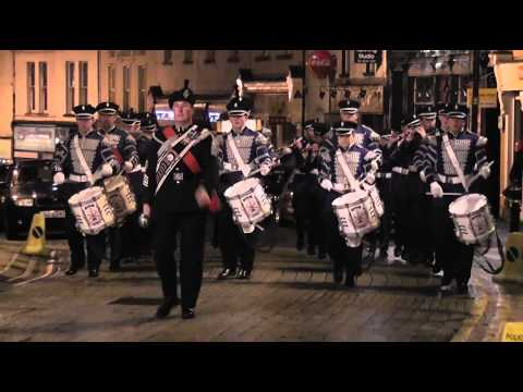 Brookeborough Flute Band @ South Fermanagh Annual 2012
