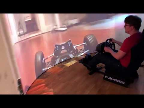 An Ordinary Home Becomes A Race Track With This Wild VR Setup - Digg