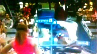 Serena Williams argument with chair umpire