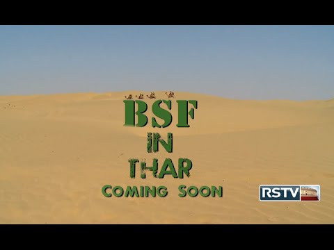 Promo - NATIONAL SECURITY - BSF in Thar