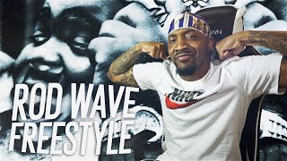 Rod Wave - Freestyle (REACTION!!!)
