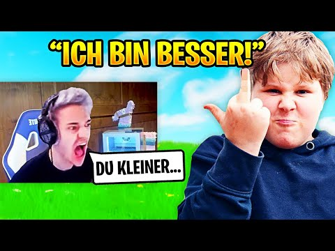 7 Kinder die YouTuber in Fortnite gekillt haben!