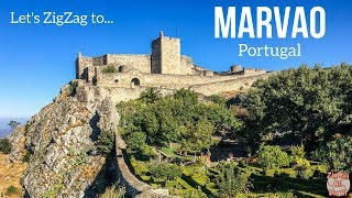 Marvao Portugal - Village and Castle