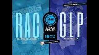 #LaLigaArgentinaBancoComafi   19.03.2019 Racing vs. Gimnasia y Esgrima de La Plata