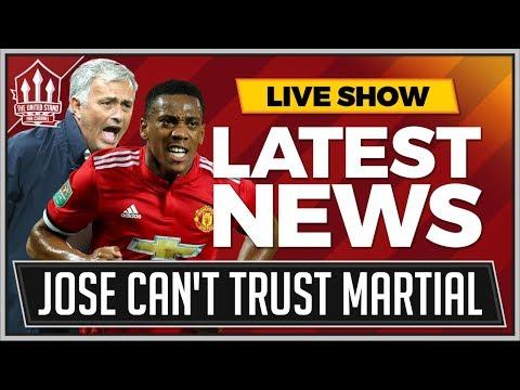 MOURINHO Admits Anthony MARTIAL Is A Luxury Player! MAN UTD News