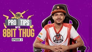 How to Record Gameplay | PUBG Mobile | Pro Tips with 8Bit_Thug | Ep 2