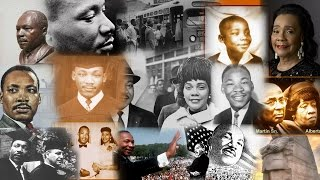"""A Video Tribute to """"Martin Luther King Jr."""""""