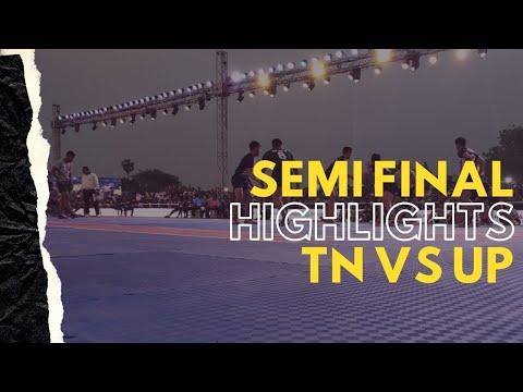 Semi-finals | Highlights| Boys | UP vs Tamil Nadu | 47th Junior National Kabaddi Championship 2021