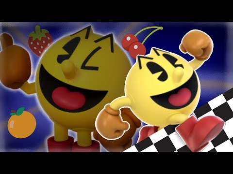 We Raced Pac-Man World 2 (it Was Hilarious)
