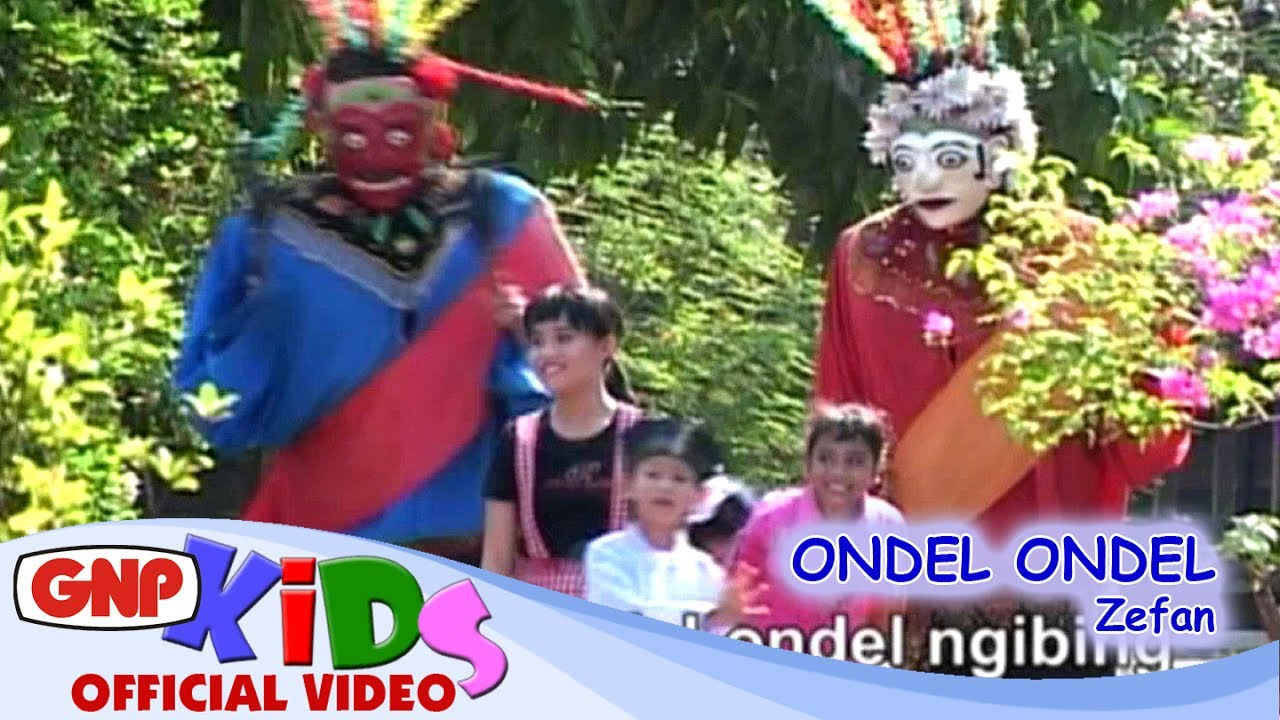 Ondel Ondel Zefan Youtube