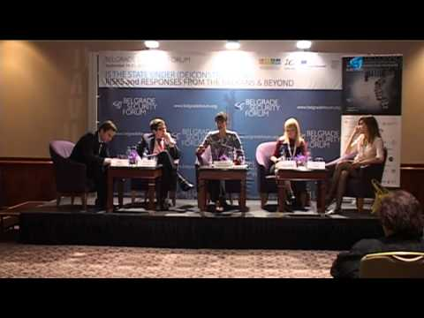 Belgrade Security Forum 2013 Academic Event Panel 1 / Beogradski bezbednosni forum 2013