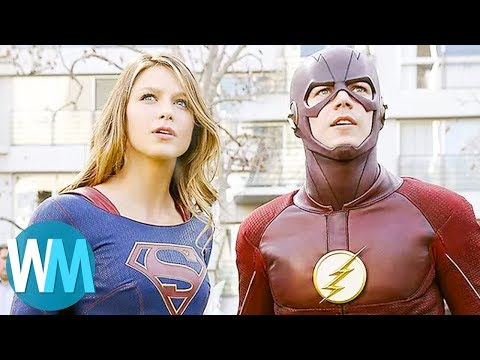 The Flash, Arrow, Supergirl, DC's Legends of Tomorrow 4 Night