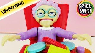GREEDY GRANNY! Wir dürfen Oma nicht wecken! Kekse klauen! Lustiges Spiel