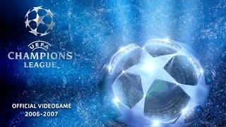 Gameplay Uefa Champions League 2006
