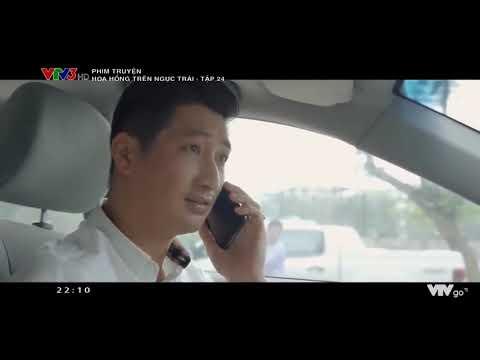 Hoa Hồng Trên Ngực Trái Tập 24    Bản Chuẩn VTV3    Full HD 9