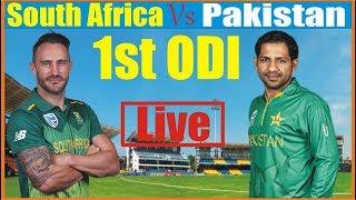 PTV Sports Live Streaming | Pakistan vs South Africa 1st ODI 2019 ...