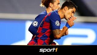 Barca-Umbruch: Kehrt Suárez zu Ex-Klub zurück? | SPORT1 - TRANSFERMARKT