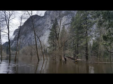 Newest: Yosemite Valley may reopen Sunday after storm   The Sacramento Bee